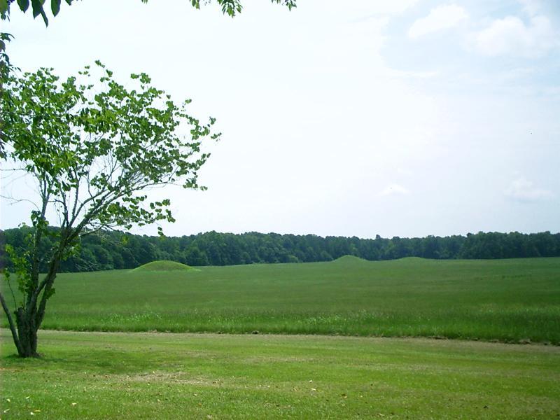 Pharr Mounds - Natchez Trace - NatchezTraceTravel.com