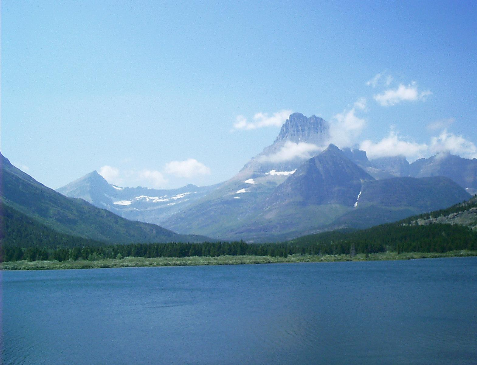 Glacier national park nude